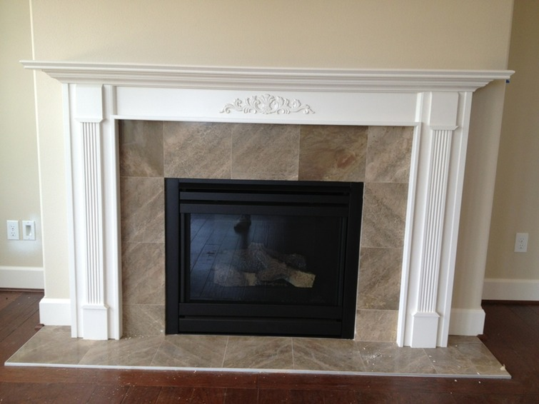 Matching The Fireplace Michael Rosen Special Millwork